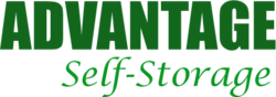 Advantage Self Storage logo